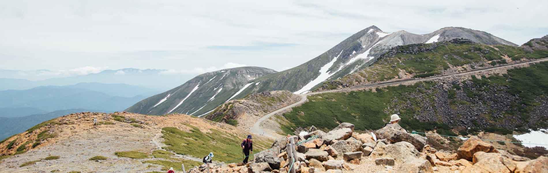 乗鞍岳 Mount Norikura